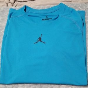 Men's Jordan XL Dry-fit Fitted T-Shirt